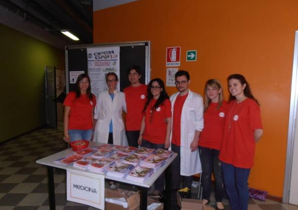 Open day all'Insubria  (inserita in galleria)