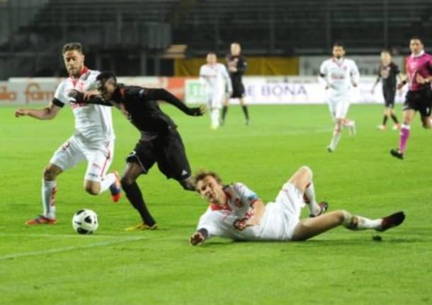 Padova Varese, la partita in tre minuti