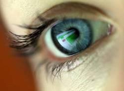 retina occhio laser