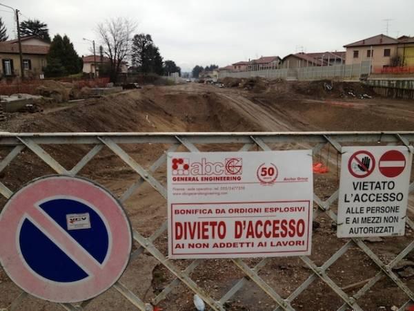 Sopralluogo al cantiere Arcisate Stabio (inserita in galleria)
