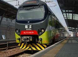 trenord stazione castellanza pendolari apertura treno
