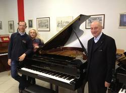 Cent'anni per Molteni Strumenti Musicale (inserita in galleria)