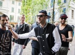 Clementino incontra i fan di Varese (inserita in galleria)