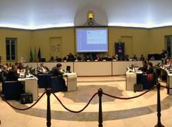 consiglio comunale busto panoramica