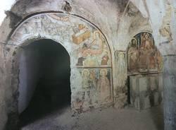Cripta del Sacro Monte (inserita in galleria)