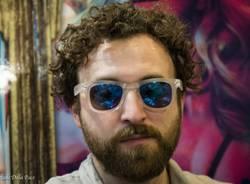 """Darge D'Amico e """"i suoi occhiali"""" incontrano i fan varesini (inserita in galleria)"""