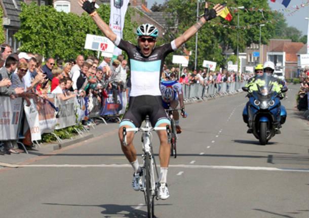 eugenio alafaci ciclismo vittoria 2013 oomlop der kempen