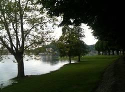 Il lago continua a crescere (inserita in galleria)
