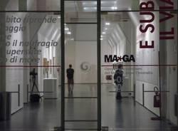 Il Museo Maga alla Triennale di Milano (inserita in galleria)