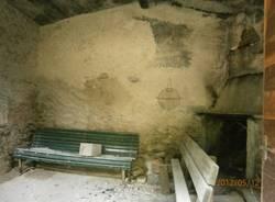 Il rifugio prima della ristrutturazione (inserita in galleria)