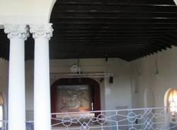 """Il teatro di Caldana che riapre con un secolo di vita """"sulle spalle""""  (inserita in galleria)"""
