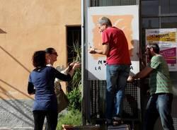 La nuova bottega Migrando a Busto (inserita in galleria)