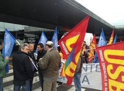 La protesta Lepanto a Malpensa  (inserita in galleria)