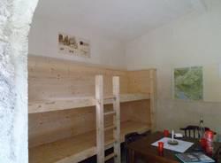 La rinascita del rifugio (inserita in galleria)