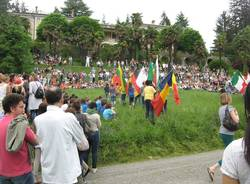 La scuola europea fa festa a Villa Mylius (inserita in galleria)