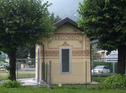 La stazione dei tram di Vergobbio (inserita in galleria)