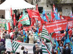 manifestazione primo maggio 2013 apertura varese sindacati