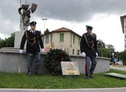 Omaggio ai caduti della Polizia (inserita in galleria)