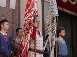 Palio di Legnano - Messa e benedizione (inserita in galleria)