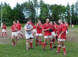 Rugby: Varese-Ospitaletto, battaglia sul campo e bel terzo tempo (inserita in galleria)