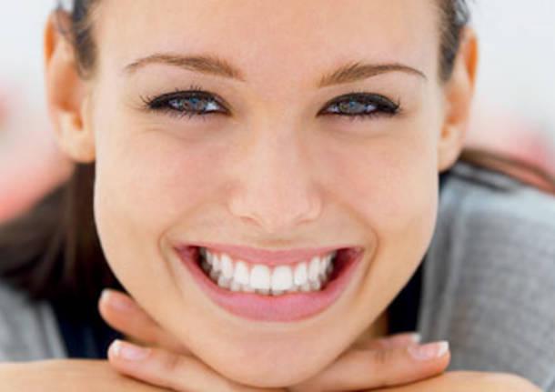 sorriso denti sani