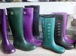 Stivali da pioggia, il fashion necessario (inserita in galleria)