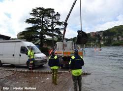 Tracimazione del Lago Maggiore (inserita in galleria)