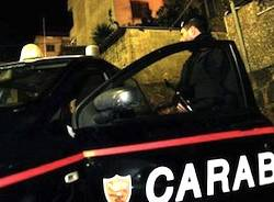 carabinieri apertura notte