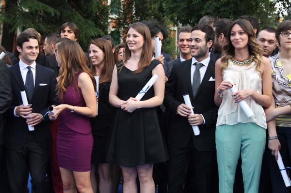 Festa dei laureati alla Liuc (inserita in galleria)