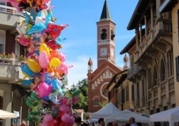Festa delle ciliegie ad Abbiate Guazzone (inserita in galleria)
