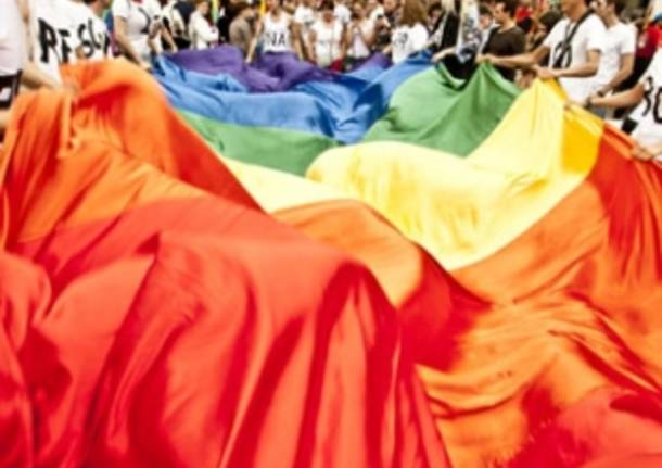 Gay Pride a Milano (inserita in galleria)