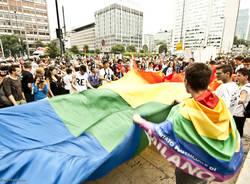 Gay Pride a Milano (inserita in galleria)