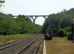 malnate ferrovia valmorea ponte