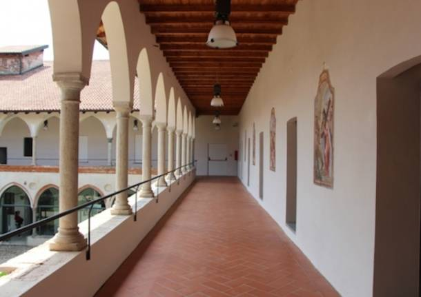 Rinasce il monastero di Cairate 1 (inserita in galleria)