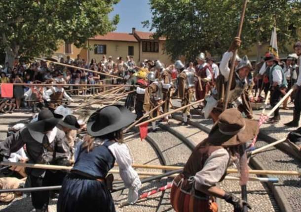 Rivive la battaglia di Tornavento (inserita in galleria)