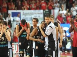 Semifinale gara 7: Cimberio - Montepaschi 69-82 (inserita in galleria)