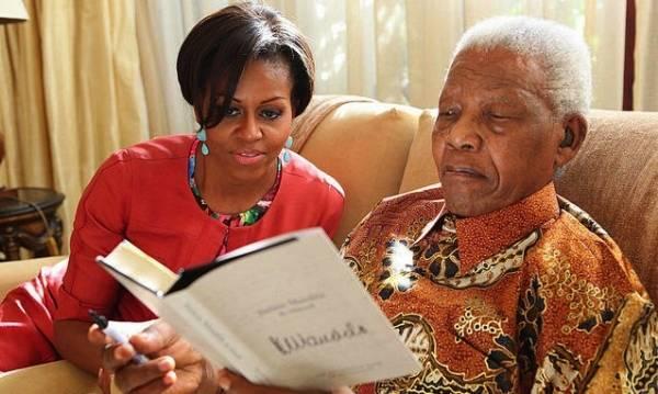 Tutto il mondo ha sostenuto Mandela (inserita in galleria)
