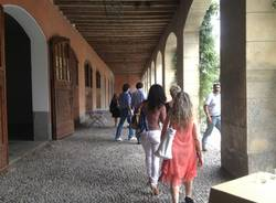 Una sfilata a villa Panza (inserita in galleria)