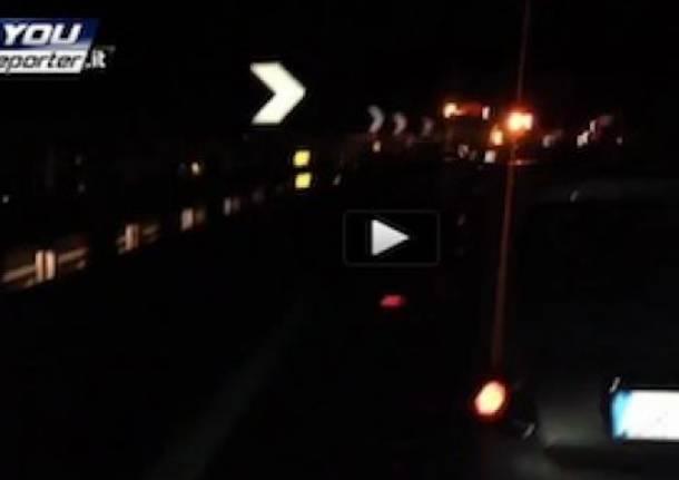 Avellino, tragedia sulla A16