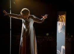 Elisabetta Pozzi interpreta Giovanna D'Arco al Sacro Monte  (inserita in galleria)