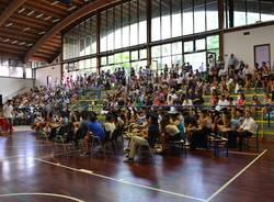 Festa dei diplomi al Liceo Tosi (inserita in galleria)