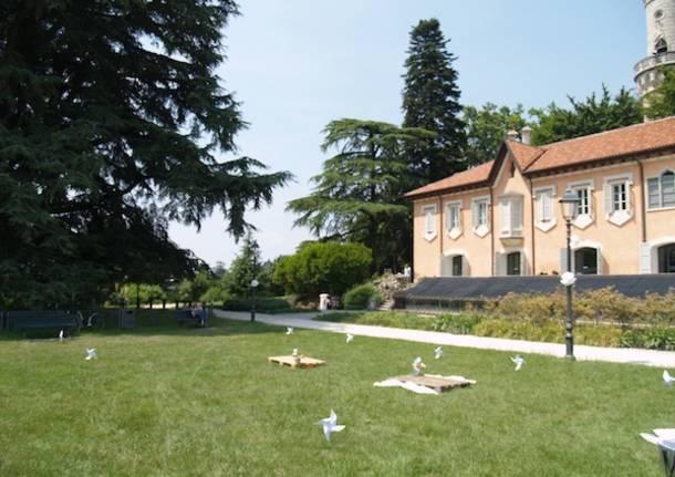 L'elegante pic-nic di Villa Mirabello  (inserita in galleria)