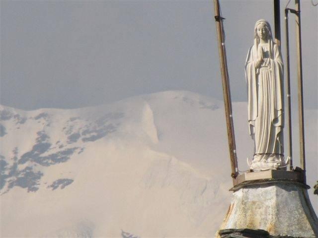 La Madonnina delle nevi