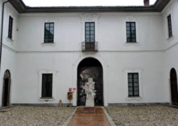 palazzo cicogna busto apertura
