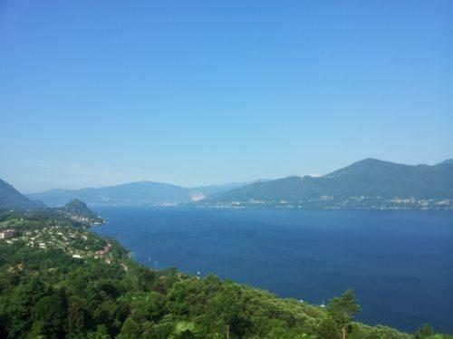 Panorama da Brezzo di Bedero (inviato da Android app)