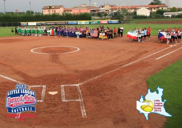 softball saronno league little