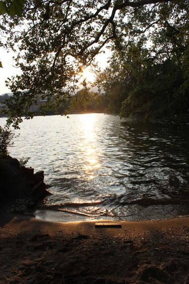 tramonto luganese