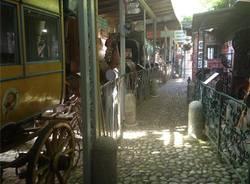 Al museo dei trasporti (inserita in galleria)