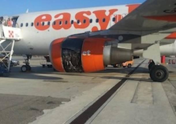 Easyjet apertura incidente