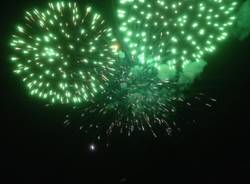 Fuochi d'artificio a Sant'Eusebio (inserita in galleria)